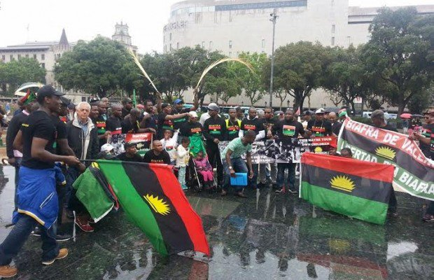 Biafra people